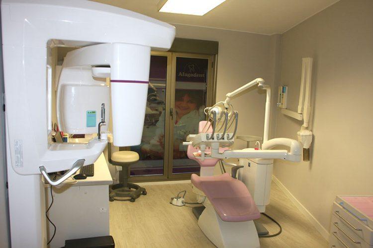 Aparato radiografías